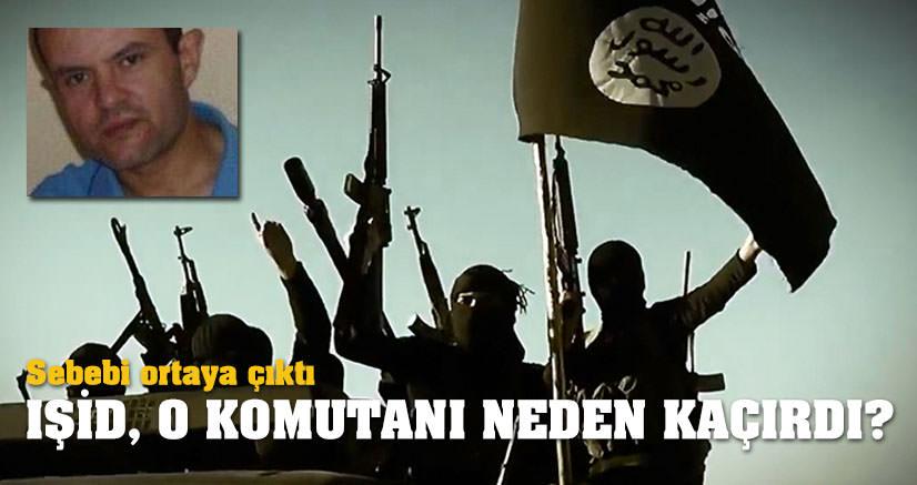 O astsubay IŞİD'in canını sıktığı için kaçırılmış