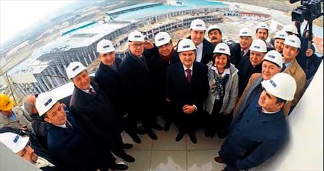 'Umarız Fuar İzmir, metroya benzemez!'