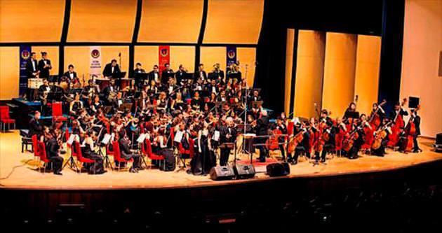 TED Orkestrası'ndan unutulmaz konser