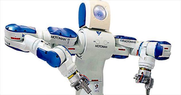 Aşçı robotlar geliyor