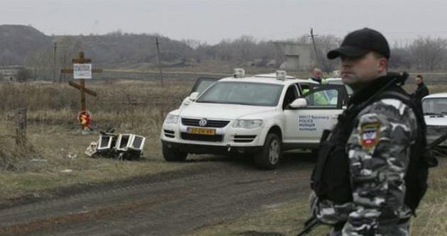 Ukrayna'da askeri kamyonla otobüs çarpıştı
