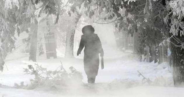Sibirya soğuklarında beslenmeye dikkat!