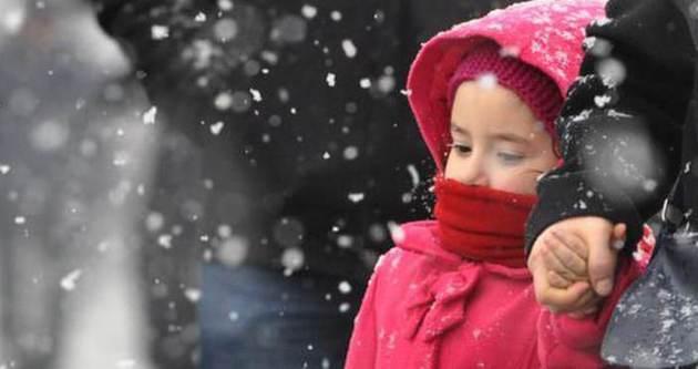 Çocuğunuzu karla tanıştırın!