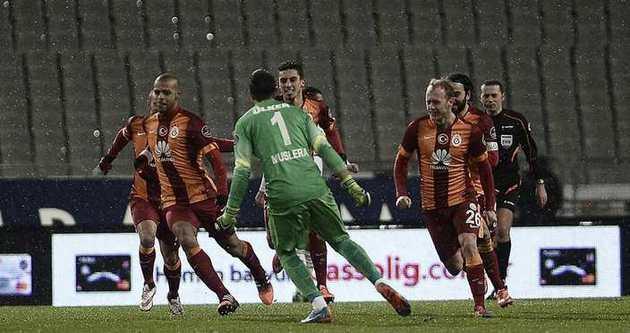 Galatasaray'a UEFA'dan ceza gelebilir