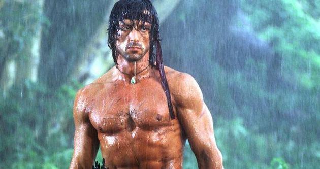 Rambo sinemaya geri dönüyor