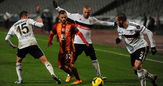 Beşiktaş'ta derbinin faturası kesildi