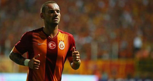 Galatasaray'ın yıldızı Sneijder için çılgın teklif