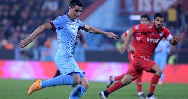 Cardozo atarsa Trabzon kaybetmiyor