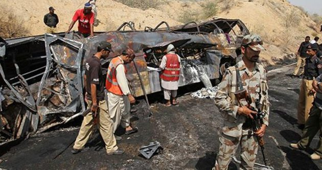 Pakistan'da çatışma: 8 ölü