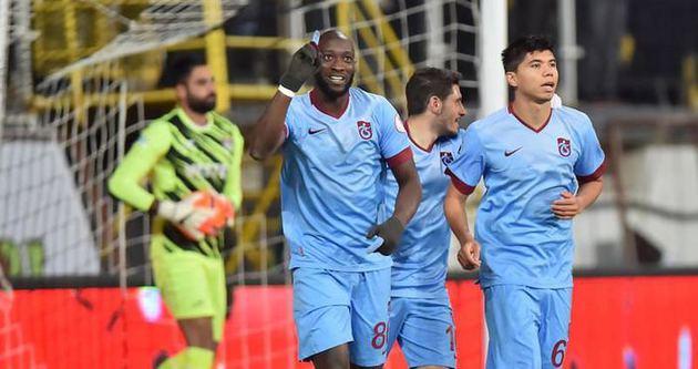 Trabzonspor, hedefinin uzağında kaldı