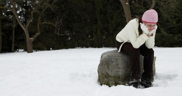 Kar yağışı panik atağa yol açabilir