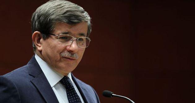 Başbakan Davutoğlu TÜBİTAK'ta konuştu