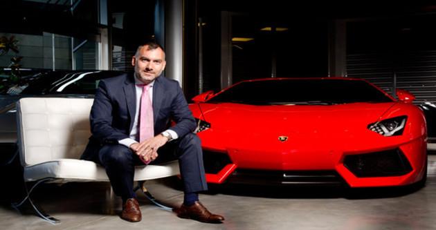 Ferrari'yi bırakan bilge