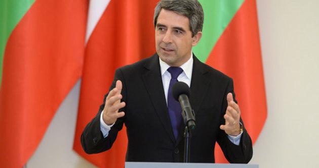 Bulgar Cumhurbaşkanı'ndan Türkiye uyarısı