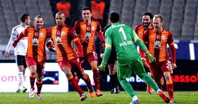 Galatasaray'ın derbi zaferinin perde arkası