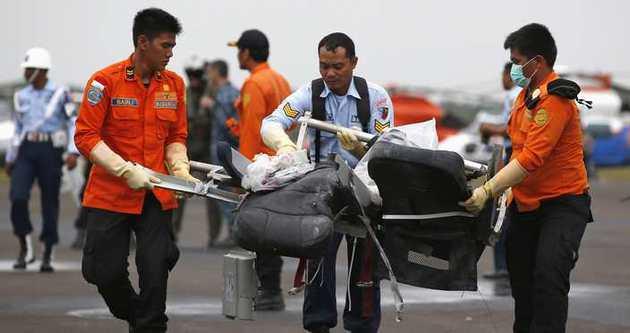 Düşen AirAsia uçağı sonrası görevden almalar