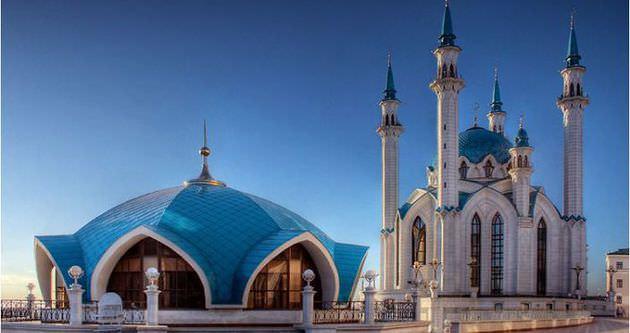 Tataristan camileri Rusya'nın ilim merkezi