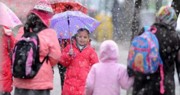 Yarın okullar tatil mi? Kar tatili ile ilgili tüm haberler