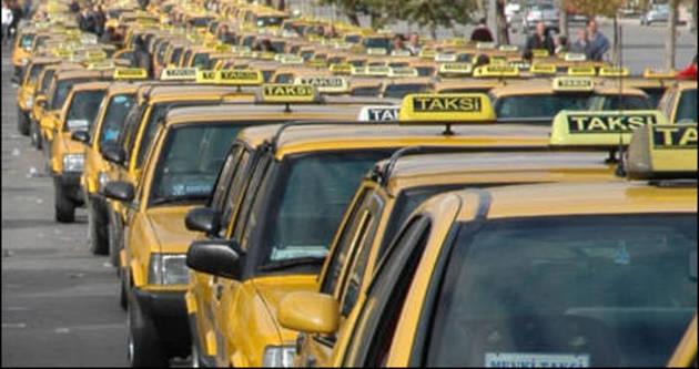 O taksici konuştu