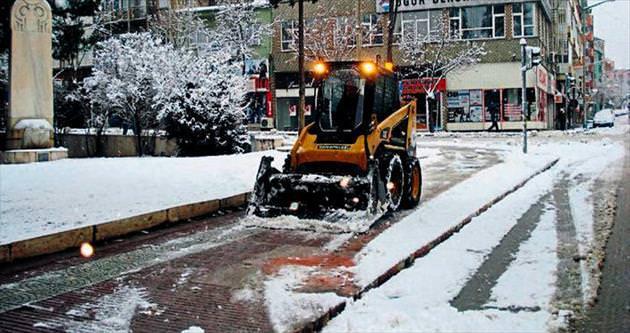 Isparta ve Burdur'da eğitime kar molası