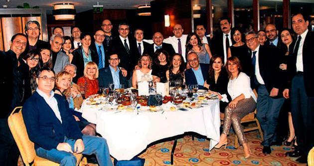 Mülkiyeliler'in 25. yıl buluşması