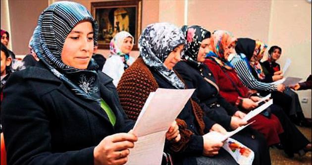 Nezaket Okulu'nda Arapça kursu açıldı