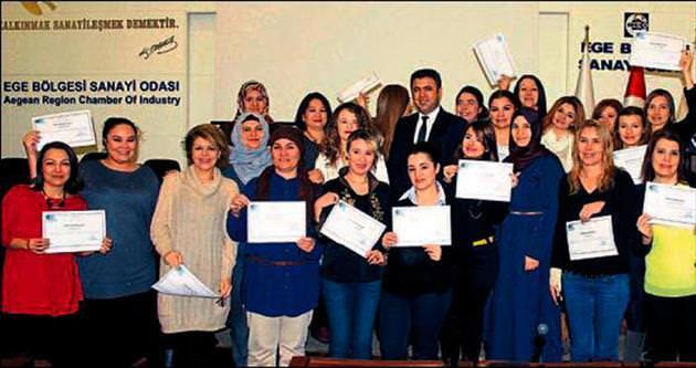 İzmir'e yeni kadın patronlar geliyor