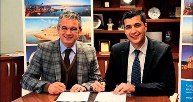Çevrimiçi Karşıyaka protokolü imzalandı
