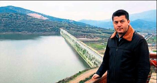 Beydağ Barajı'ndan sevindirici haber