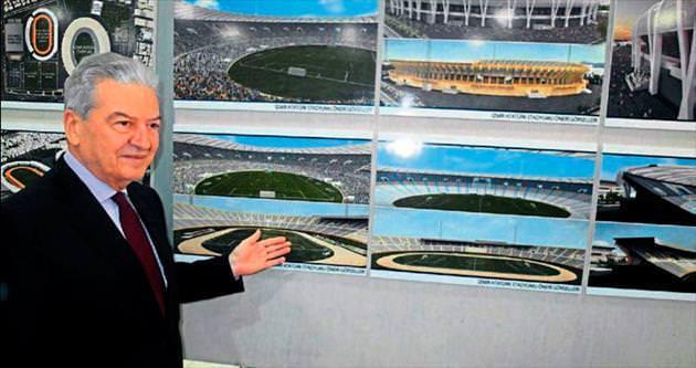 Demirtaş'tan İzmir'e stat ve tünel projesi