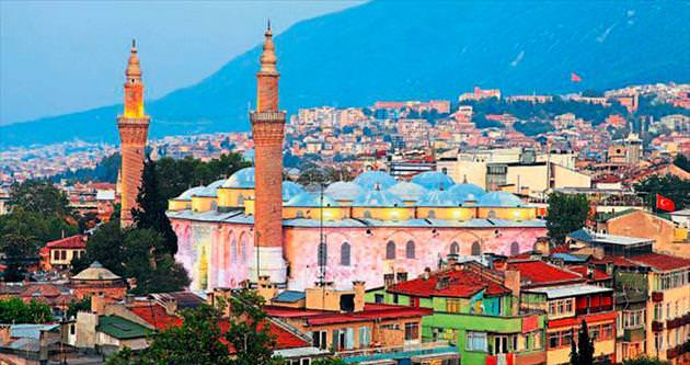 Her mevsim güzel Bursa