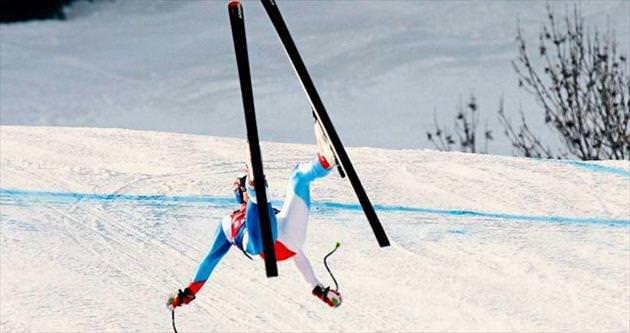 Kayak mevsimi açıldı ayaklara dikkat