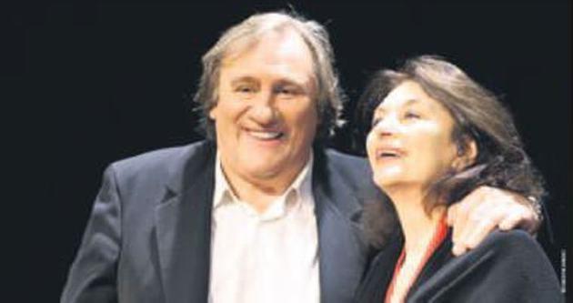 Depardieu yarın İstanbul'da