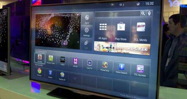 TV'de işletim sistemi savaşı