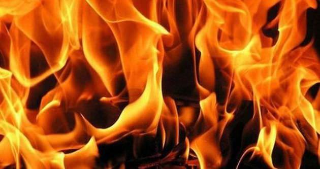 Kadıköy'de yangın paniği!