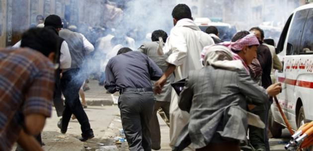 Yemen bombalı araçla saldırı: 35 ölü