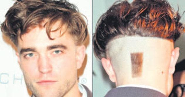 Robert Pattinson son görüntüsüyle şaşırttı