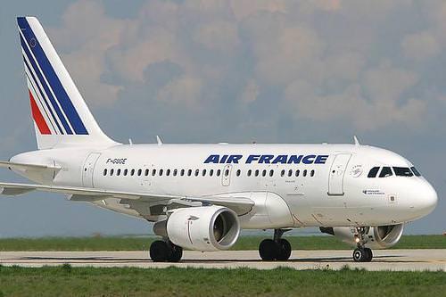 Air France uçağı Ankara'ya acil iniş yaptı!