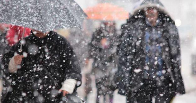 Kar yağışı ne kadar sürecek, kar tatili olan iller ve ilçeler