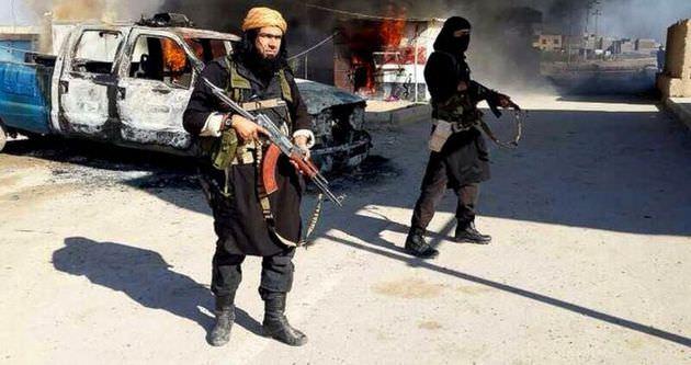 IŞİD'den Kobani'de eş zamanlı saldırı