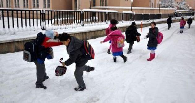 Bursa'da okullar tatil mi – 9 Ocak Cuma günü tatil mi?