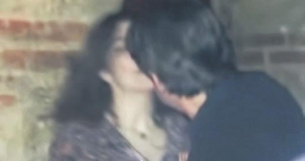 Deniz Akkaya ile Murat Varol aşk sarhoşu