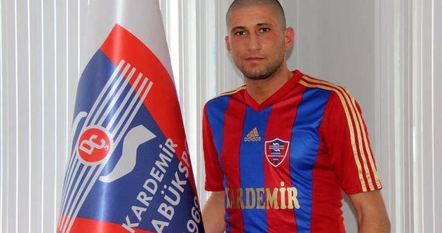 Karabükspor'a gurbetçi golcü