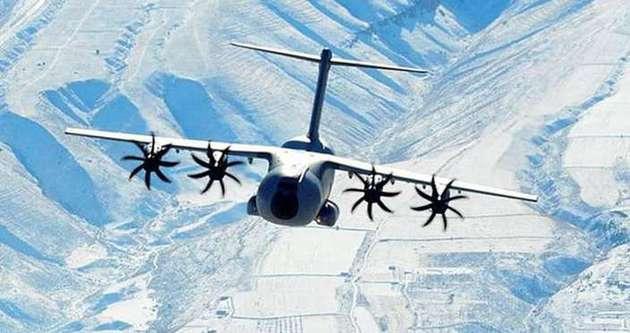 Hava Kuvvetlerinin harekat kabiliyetini 3 kat artırıyor