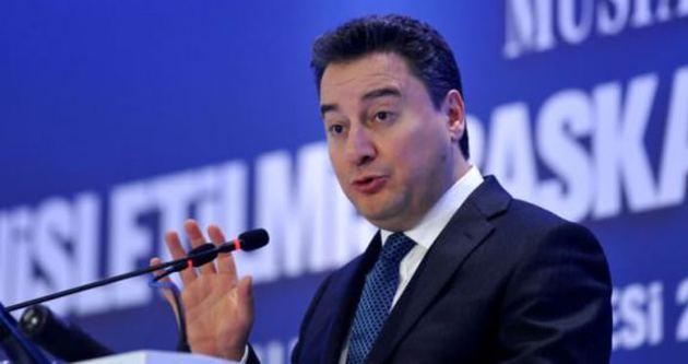 Ali Babacan: Korkmayın tüm tedbirleri aldık