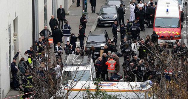 Fransa'daki saldırıya uluslararası tepki