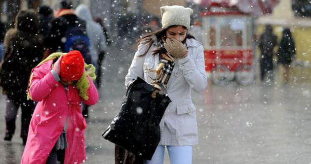 Soğuk havada yüz felcine dikkat!