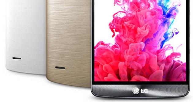 LG'den kavisli telefon gelebilir