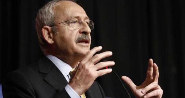 Kılıçdaroğlu'na 4 bakan hakkında 20 bin TL'lik dava