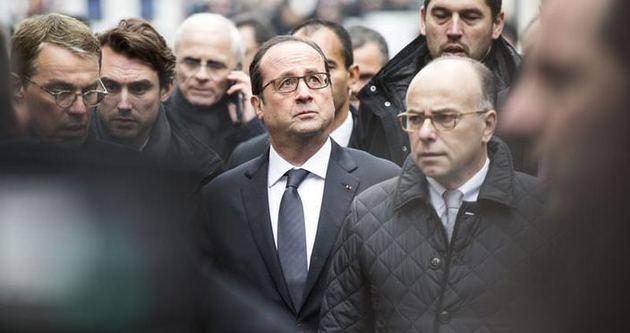 Fransa'da ulusal yas ilan edildi